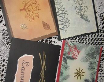 Sabbat Card Collection #2 (4 cards)