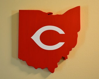 Cincinnati Reds Wall Art