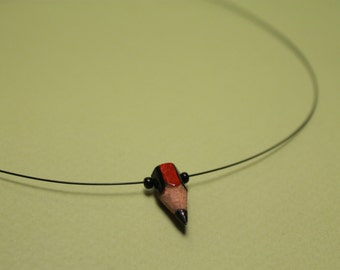 Very cute pencil- artist-necklace!
