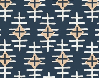 AGF Path Marker Slate | Bound by April Rhodes for Art Gallery Fabrics