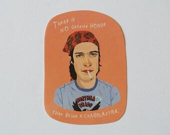Y tu mamá también english version* sticker