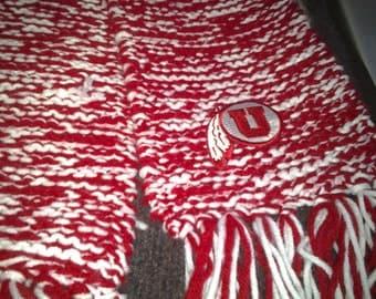 University of Utah Utes scarf