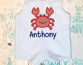 Crab shortall
