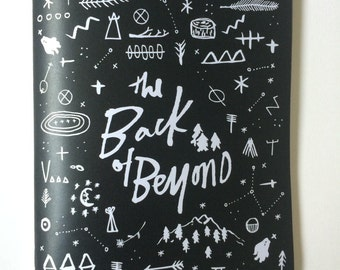 The Back of Beyond Zine