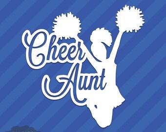 cheerleader aunty
