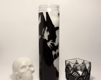Wicked Witch of the West Horror Prayer Candle