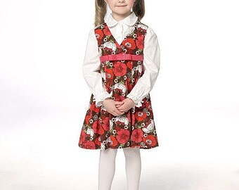 Butterick Sewing Pattern B6239 Toddlers'/Children's Dress