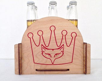 Beer, Soda Pop and Condiment 6 Pack Caddy