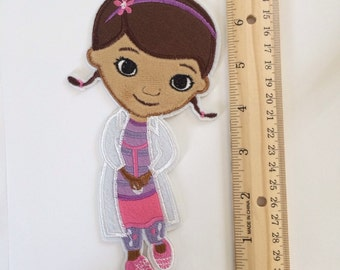 Large Doc McStuffins Patch