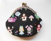 ALICE IN WONDERLAND purse