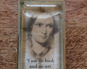 Charlotte Bronte necklace