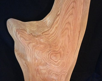 Honey Locust Side Table Top 029