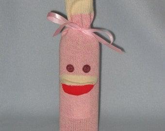 Monkey Winey Sock