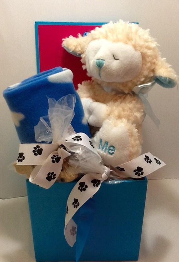 Etsy Dog Gift Baskets : Items similar to dog gift basket on etsy