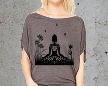 popular items for yoga t shirt on etsy