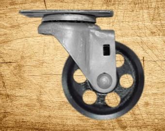 3 inch Vintage Industrial Caster