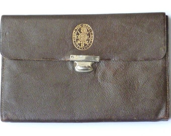 Vintage Church Lads' Brigade Wallet 'Fight the Good Fight'