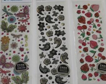 Momenta Mixed Sticker Lot