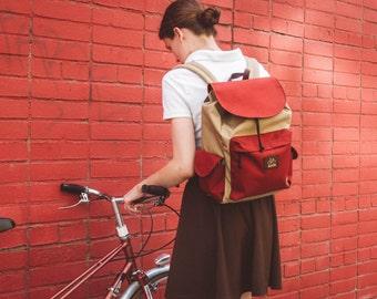 Womens backpack   city backpack   travel waterproof backpack