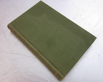 1952 A Book Of Popular BRITISH BALLADS Selected And Arranged With An Introduction By R. Brimley Johnson Poetry & The Drama
