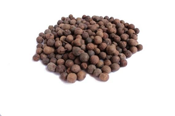 50 g dried Allspice berries Pimenta dioica spice herb
