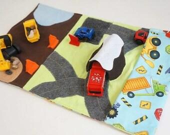 Portable Car Playmat