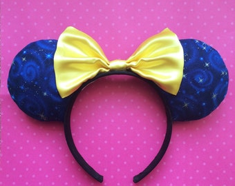 Starry Night Inspired Ears