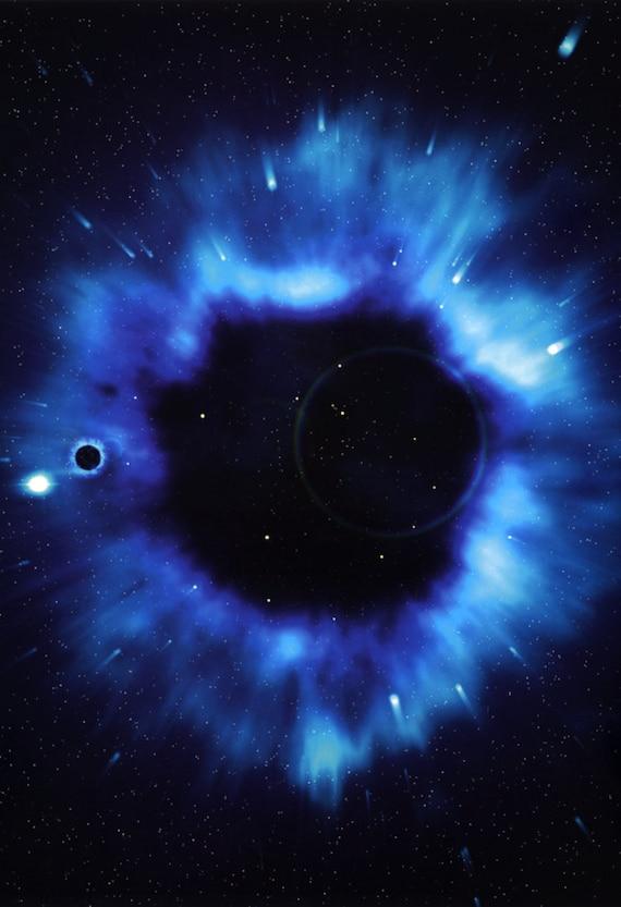 black hole poster - photo #18