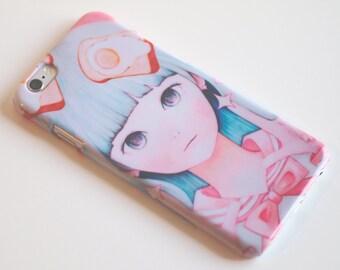 Awww Flying Bearkfast iPhone6 case