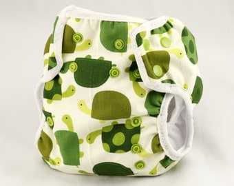 AI2 Small cloth diaper for prefolds or inserts