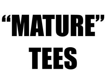 F*CK B*TCH SH*T shirt T-Shirt Custom Shirts