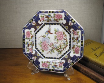 Decorative Oriental Plate
