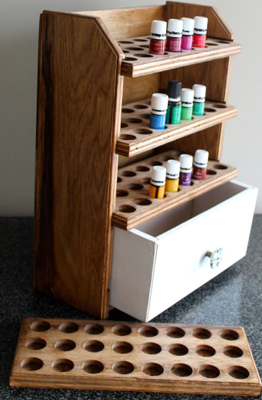 96 Ct Essential Oil Storage Shelf With By Mysquarewoodworking