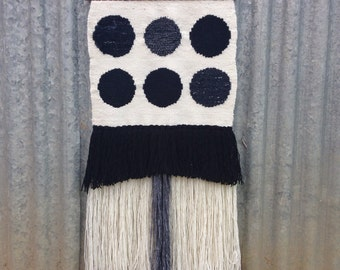 Hand Woven Weaving Wall Hanging Tapestry