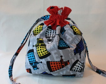 EXTERMINATE! Dalek Project Bag