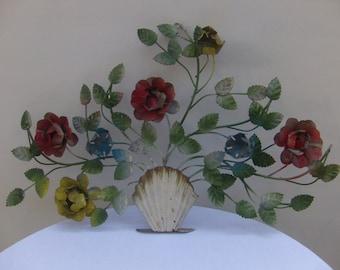 Hanging Metal Vase Etsy