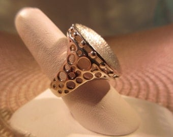 Sterling Silver Ring - Paola Valentini