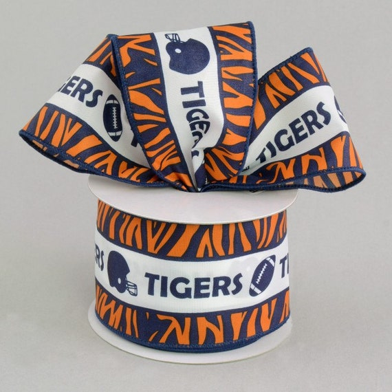 2 5 wired auburn tigers zebra print ribbon college Auburn Tigers Logo Stencil Cartoon Auburn Tiger Logo
