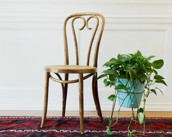 Wicker Chair - Thonet Style