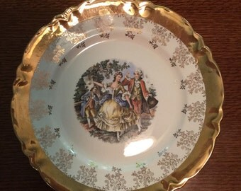 Vogue Dinnerware plate