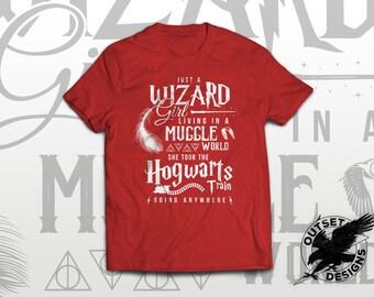 Wizard Girl T-Shirt