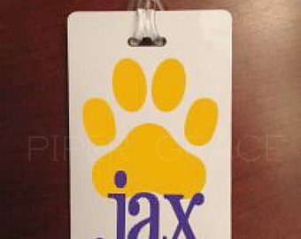 Personalized Luggage Tag, Personalized Bag Tag, Custom Luggage Tags