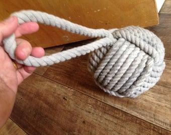 Door Stop - Handmade Door Stopper- Fisherman's Rope