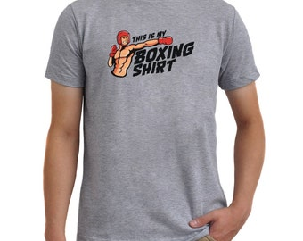 This is my boxing shirt T-Shirt
