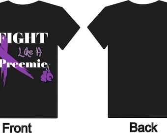 Fight Like A Preemie Fundraiser!