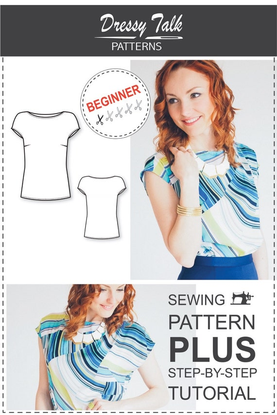 Blouse Easy Guide Sewing