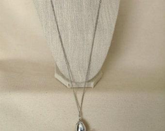 Aromathereapy Salt Shaker Necklace