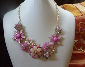 Statement necklace Jolanda Rosa
