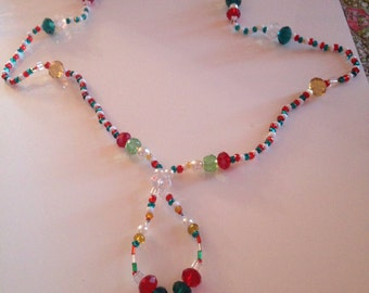 Hand crafted Christmas rosary