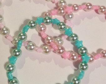 Starry Pearls Bracelets
